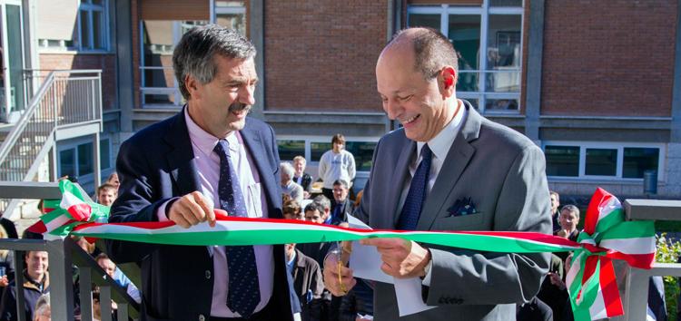 Inaugurazione del TIFPA Trento Institute for Fundamental Physics and Applications